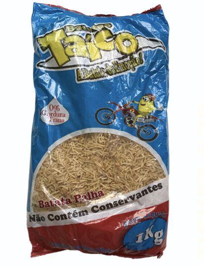 Batata Palha Taíco - 1kg