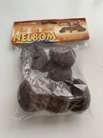 Pão de Mel 120g - Nelbon
