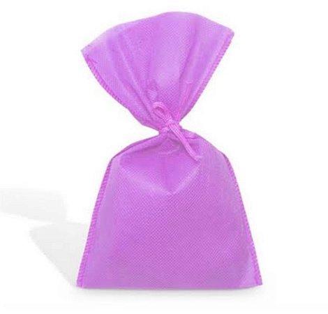 Saco Metalizada cor lilás 25x37cm c/ 50 unid - Packpel