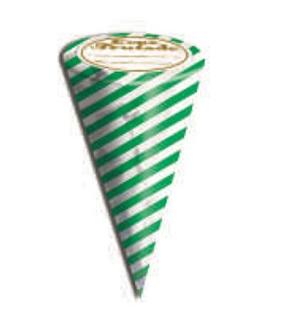 Embalagem Cone Trufado com50 unid-Carber