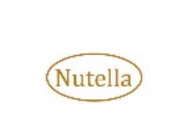 Etiqueta Adesivo Decorativo Nutella - Eticol