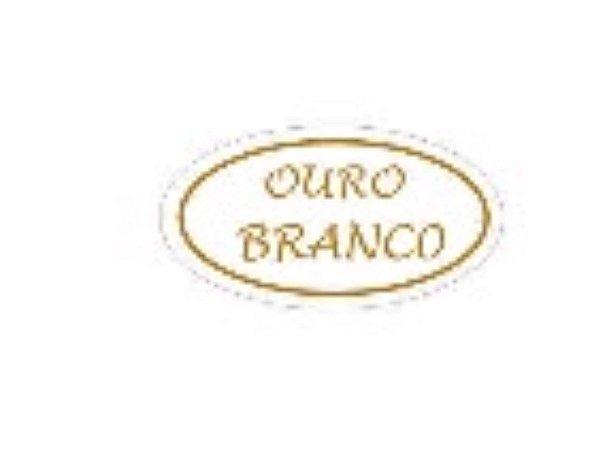 Etiqueta Adesivo Decorativo Ouro Branco - Eticol