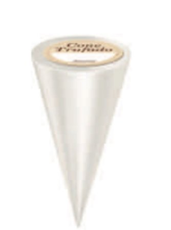 Embalagem Para Cone Trufado Incolor 50 Unid- Packpel