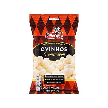 Ovinhos de Amendoim 80g - Elma Chips