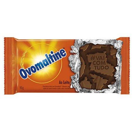 Barra de chocolate ao leite Ovomaltine 90g
