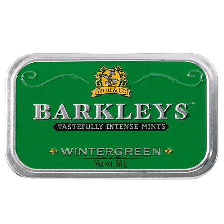 Bala Importada Barkleys Wintergreen 50g