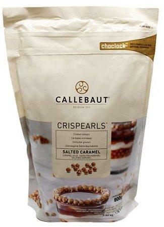 Crispearls Caramelo cereal crocante chocolate belga 800g - Callebaut