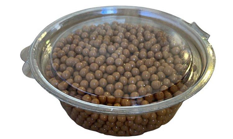 Crispearls Caramelo cereal crocante chocolate belga 160g - Callebaut