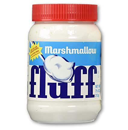 Marshmallow Fluff Colher 213g