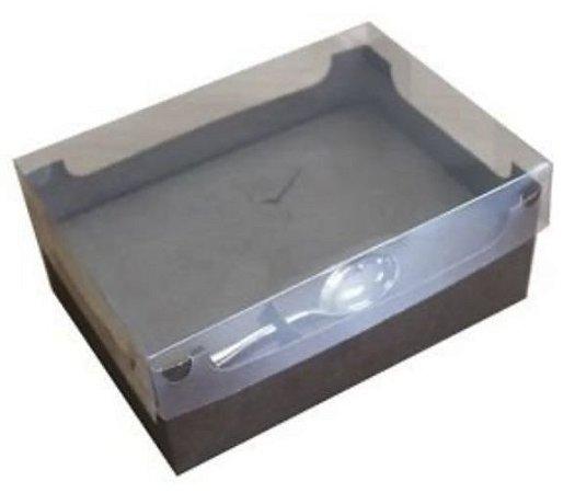 Caixa para Ovo Encanto Eco Marrom 250g c/10 Un. (cód. 2311) - Idea