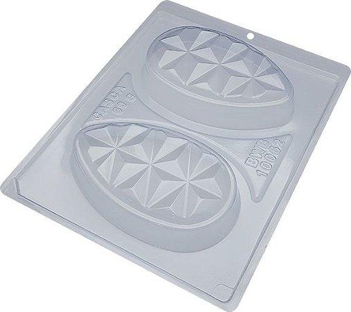 Forma Especial Silicone Ovo Tablete 3D (cód. 10062 ) - BWB