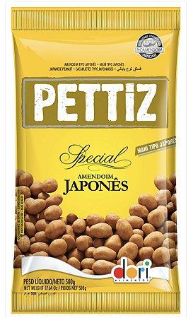 Amendoim pettiz especial japonês 500g - Dori