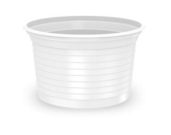 Caixa pote 200ml  20 pacotes de 50 un - 1000 unidades Minaplast