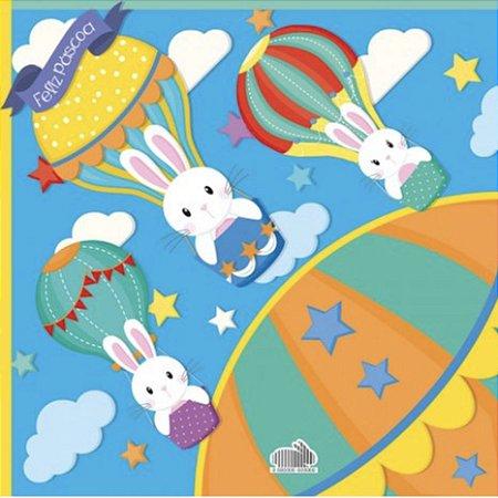 Envelope para ovo Balão Mágico (32x32cm) com 25 unidades - Cromus