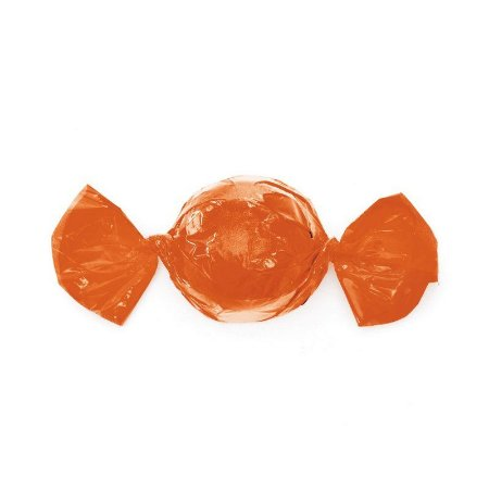 Embalagem para trufa laranja 15x16cm - Carber