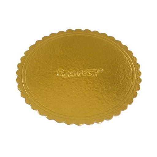Cake board premium n. 26 Ouro - Curifest