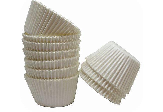 Forma Cupcake N°0A Branca- Reiki