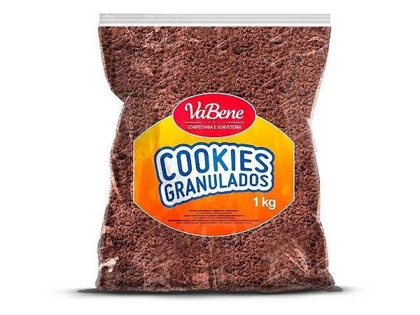 Cookies Granulados Sabor Chocolate 1 Kg - Vabene