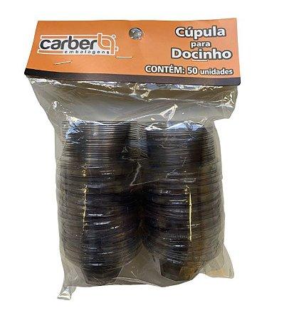 Cúpula Para Docinho com 50 unidades - Carber