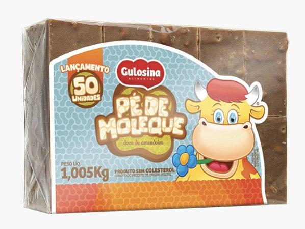 Doce Pé de Moleque 1,005kg c/ 50un - Gulosina