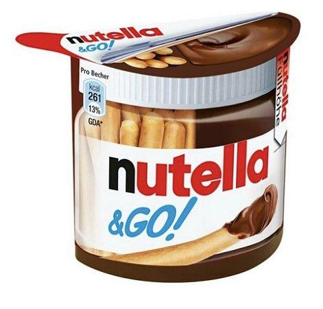 Nutella & Go Palitos 52g