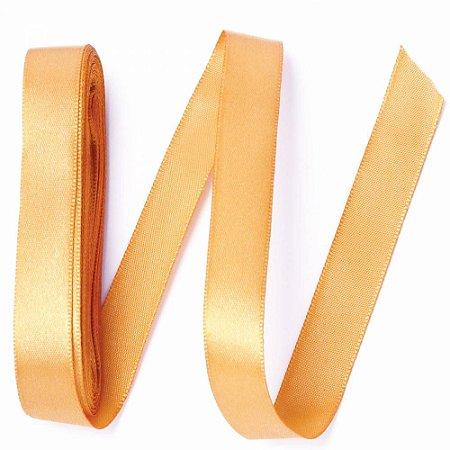 Fita de Cetim Ouro número 3 (15mmx10m) - Carber