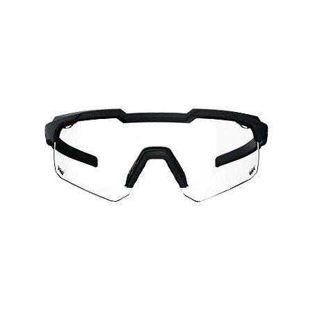 Óculos HB Shield Evo Road Matte Black Photochromic