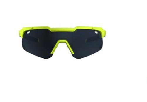 Óculos HB Shield Evo Mountain Neon Yellow Gray