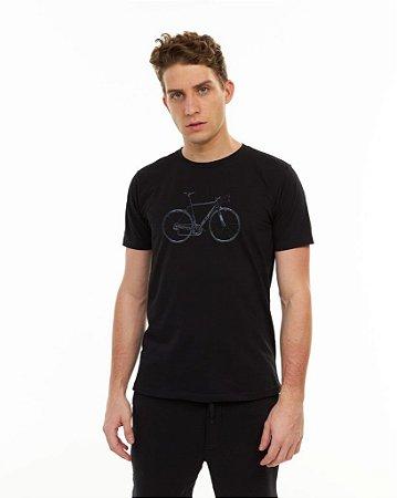 Camiseta Masculina Ultravox Preto - Sense