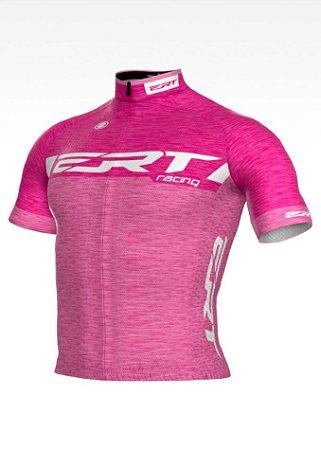 Camisa Elite Racing Rosa - ERT