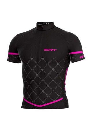 Camisa Classic Black Pink - ERT