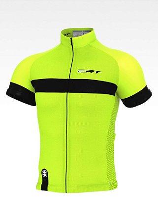 Camisa Classic Strip Green - ERT