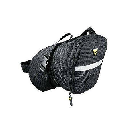 Bolsa de Selim Aero Wedge Pack com Tiras L - Topeak