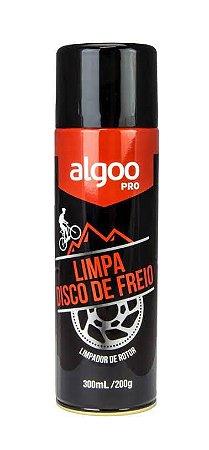 Limpa Disco de Freio Spray 300ml - Algoo