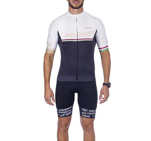 Camisa Ciclismo Supreme Milano Masculino - Woom