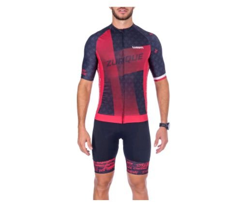 Camisa Ciclismo Supreme Zurique Masculino - Woom