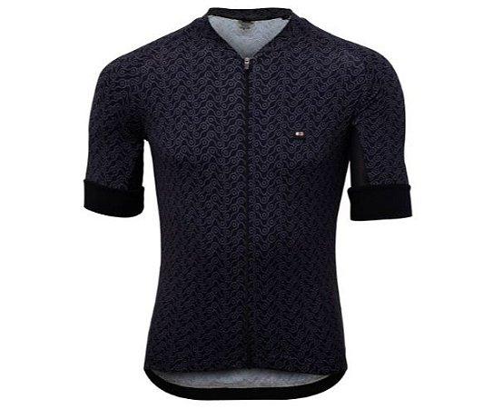 Camisa Masculina Funny Premium Elo Black - Márcio May