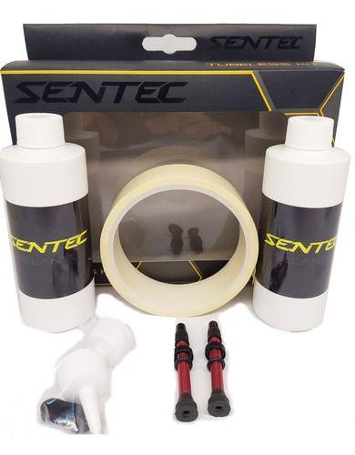 Kit MTB Tubeless - Sentec