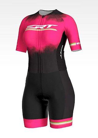 Macaquinho Feminino New Elite Gel Pink Power - ERT