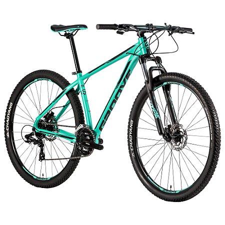 Mountain Bike Groove Hype 50 Verde - 2021