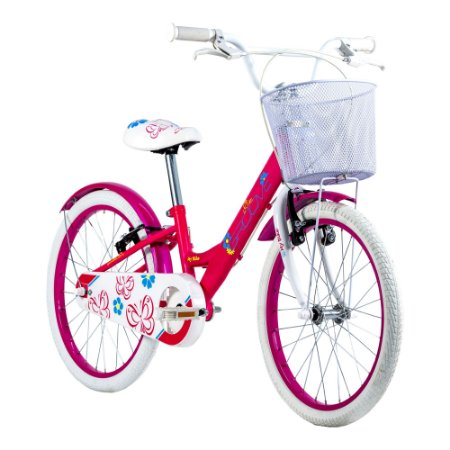 Bicicleta Infantil Groove My Bike 20 Rosa - 2021