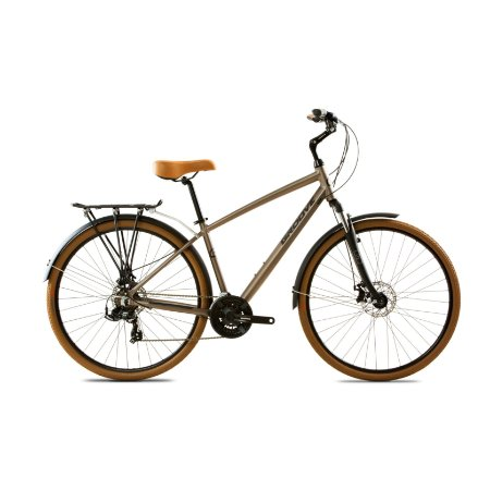 Bicicleta Urbana Groove Blues Disc Dourada - 2021