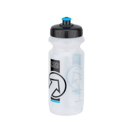 Garrafa Plastico Pro Team 600ml Transparente