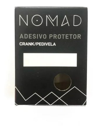 Kit Adesivo Proteção Pedivela 2 Peças Transparente - Nomad