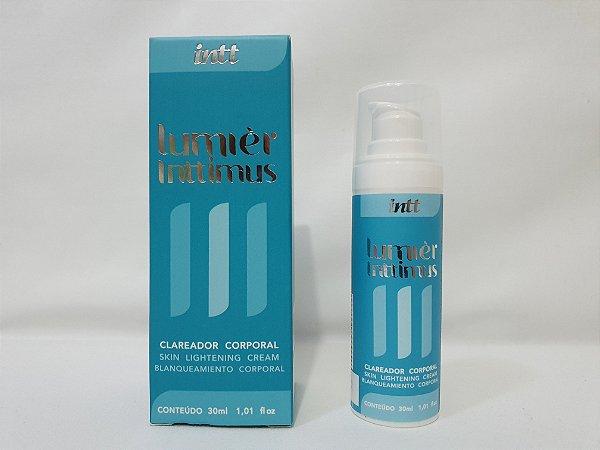 Clareador corporal Lumier inttimus
