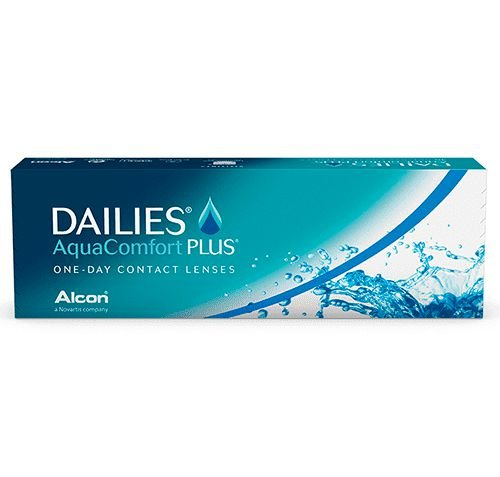 Dailies AquaComfort Plus (embalagem com 10 lentes)