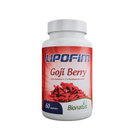 Goji Berry Lipofim - 60 cápsulas