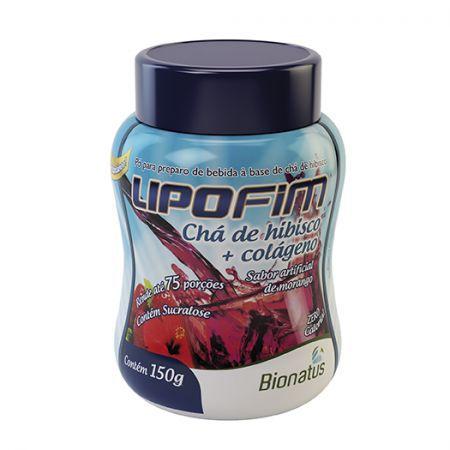 Chá de Hibisco Lipofim - 150 gramas