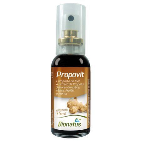 Spray Própolis Sabor Gengibre Propovit - 35ml