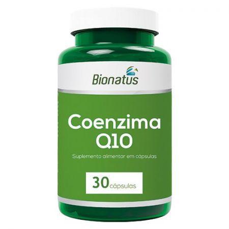 Coenzima Q10 Green - 30 cápsulas